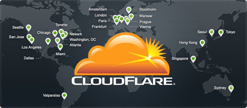 Boost website performance, eliminate server load, using Cloudflare's Page Rules