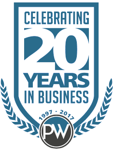 Celebrating 20 Years In Business 1997-2017