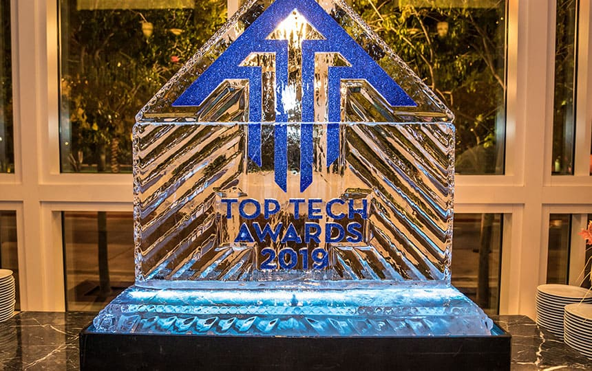 2019 Top Tech Awards Las Vegas